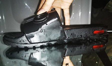 custom slides sandals